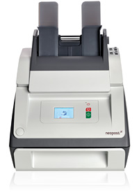 Kuvertiermaschine Neopost DS 35
