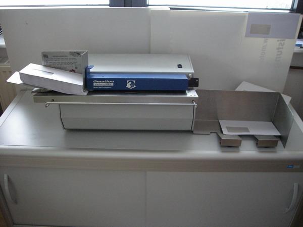 Brieföffner Opex Omation 2000