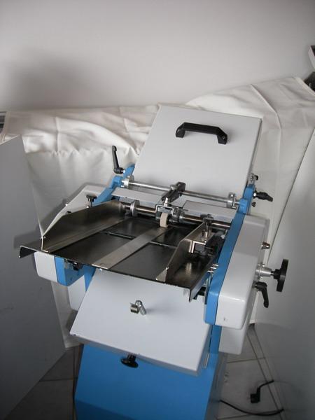 Falzmaschine GUK A 4