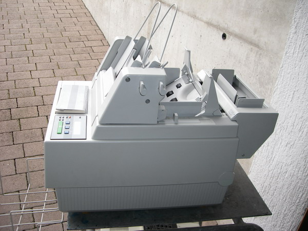 Kuvertiermaschine TK 3000