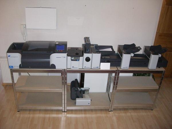 Kuvertiermaschine Neopost Si 90