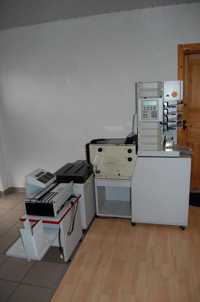 Kuvertiermaschine FP 4000 Mailcenter mit dynamischer Waage
