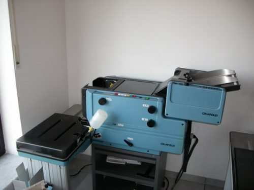 Kuvertiermaschine FP 4000 AS1