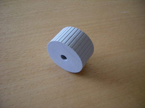 Schleusenrolle für Kuvertiermaschinen