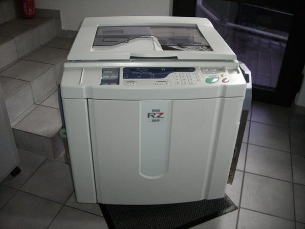 Riso RZ 200