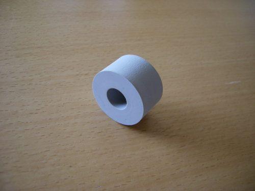 Schleusenrolle unten für Kuvertiermaschinen